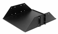 "Bud Industries SA-1765-MG - Shelf 19"" Open Rack Shelf-L19 X W19 D5"