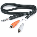 Hosa Technology Insert Cables Analog Audio