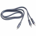 Hosa CYA-103 - Y Cable RCA to Dual 3 ft