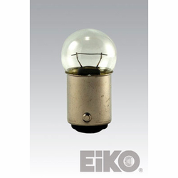 Eiko Lamps Am Mini G-6 Double Contact Bayonet