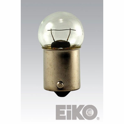 Eiko Lamps Am Mini G-6 Single Contact Bayonet