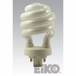 Eiko Lamps Cfli 4-Pin Based Spiral Cfl