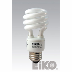 Eiko Lamps Cfli Medium Based Spiral