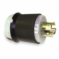 Hubbell HBL2811 - AC Connector L21-30 inline male