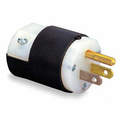 Hubbell HBL5266C - AC Connector 5-15 inline male