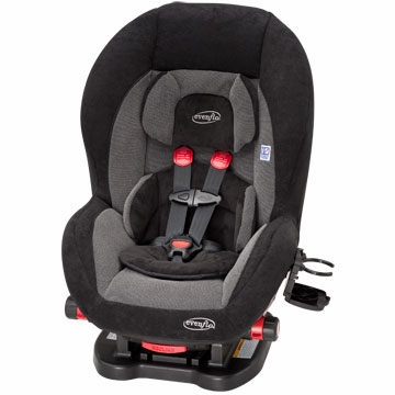 evenflo triumph 65 lx convertible car seat in baldwin 2012. Black Bedroom Furniture Sets. Home Design Ideas
