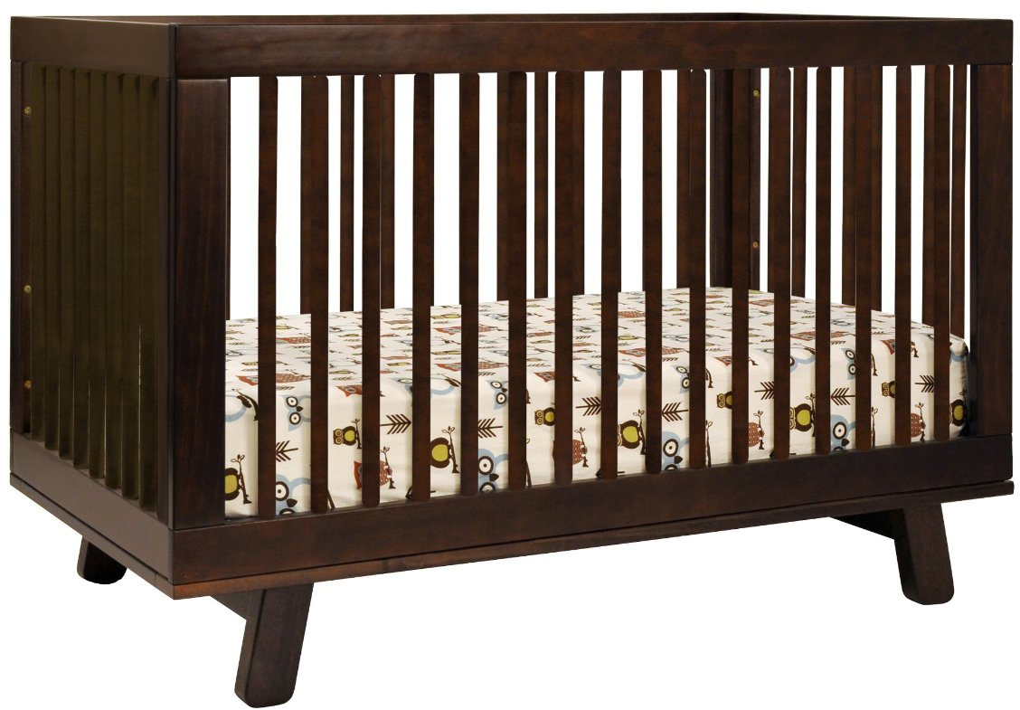 Babyletto Hudson 3-in-1 Convertible Crib with Toddler Bed...