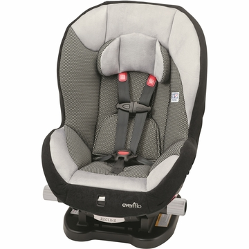 evenflo triumph lx convertible car seat kirkly manufactured in 2013. Black Bedroom Furniture Sets. Home Design Ideas