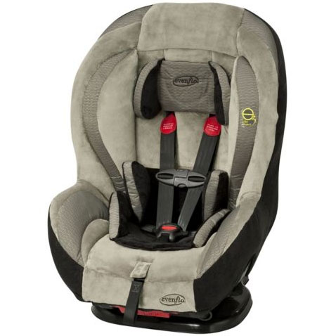 Evenflo Momentum 65 LX Convertible Car Seat - Black Rock ...