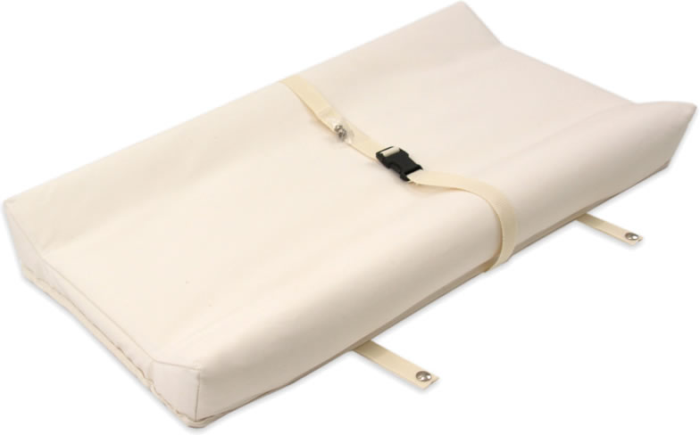 NaturePedic Organic Cotton 2-Sided Contoured Changing Pad...