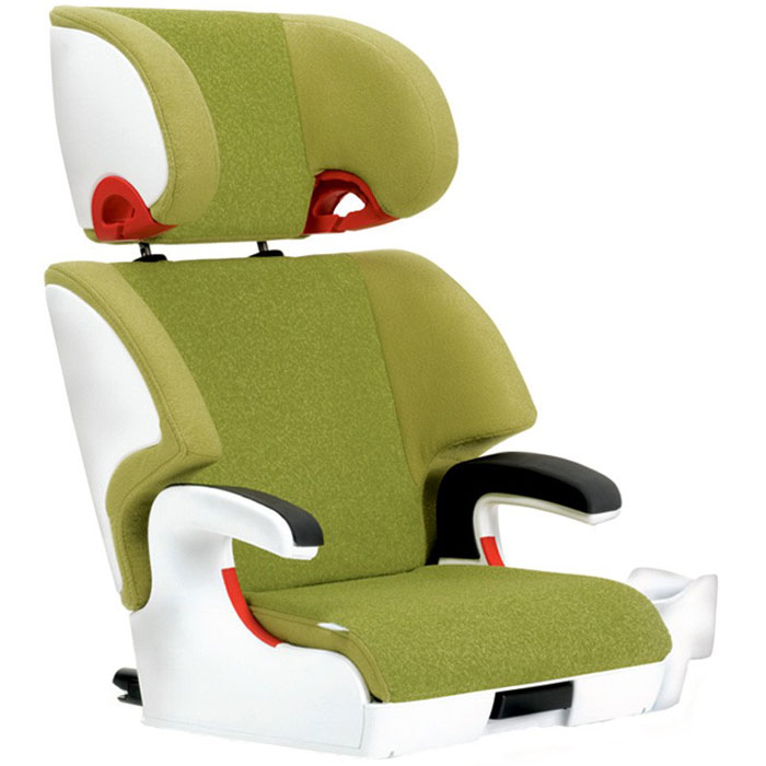 Clek Oobr Booster Car Seat - Dragonfly