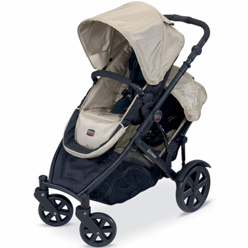 britax b ready stroller and 2nd seat in twilight 2011. Black Bedroom Furniture Sets. Home Design Ideas