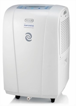 DeLonghi DE400P 40 pint Dehumidifier w/ Pump
