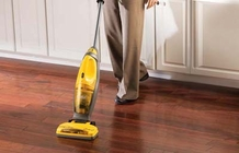 Eureka 108A Easy Clean 2-in-1 Stick/Handheld Bagless Vacuum Cleaner
