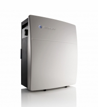 Blueair 203 HEPASilent Air Purifier in White