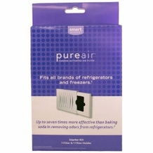 PureAir Universal Refrigerator Air Filter Kit
