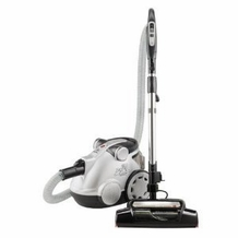 Hoover S3755RM Canister Vacuum