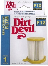Dirt Devil 3-KD1680-000 HEPA Vacuum Cleaner Filter