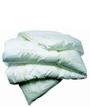 Pristine Premium Allergen Proof King 102'' x 86'' Comforter Cover