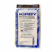 Genuine Kirby Generation 4 and 5 Vacuum Bags - 9 Pack