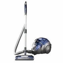 LG LCV900B Canister Vacuum with Kompressor Technology (Blue)