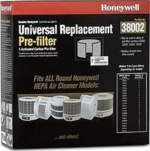 Honeywell Compatible 38002 Universal Air Cleaner Prefilter