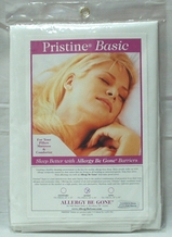 Pristine Basic Allergy Mattress Encasing Long Twin 39'' x 80''x 9''