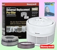 Honeywell 50100 HEPA Air Cleaner - Deluxe Kit