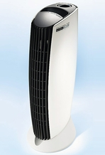 Sharper Image SI853 MIDI Silent Air Purifier with Ionic Breeze