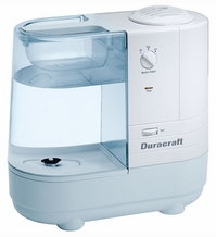 Duracraft DWM-250 Warm Mist Humidifier