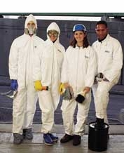 DuPont Tyvek TY-120S Standard Coverall