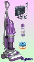 Dyson DC07 Upright Vacuum Cleaner - Deluxe Kit