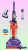 Dyson DC14 Full Gear Upright Vacuum Cleaner - Deluxe Kit