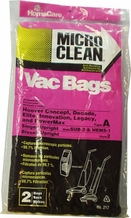 Micro Clean Multi-Layer Bags for Hoover, Type A (4 pack)