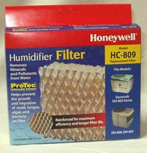 Honeywell HC809 Replacement Humidifier Wick Filter
