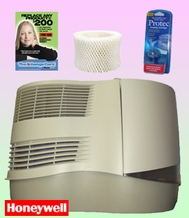 Honeywell HCM6012 Humidifier - Deluxe Kit