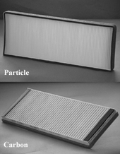 Cabin Air Filter for Audi A4, VW Passat B5 '98+, A4 '95+