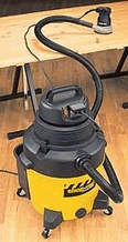 Shop-Vac 9256310 6.0 HP / 12 Gl. Industrial Super Quiet Wet / Dry Vacuum