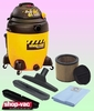 Shop-Vac 9609810 Wet/Dry Vacuum Cleaner - Deluxe Kit