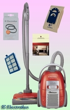 Electrolux EL6989a Canister HEPA Vacuum - Deluxe Kit