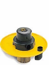 Shop-Vac 9700610 3.0 HP Industrial Heavy Duty Wet / Dry Vacuum Head Assembly