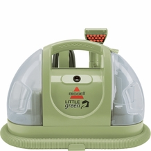 Bissell 1400-7 Green Little Green Compact Deep Cleaner