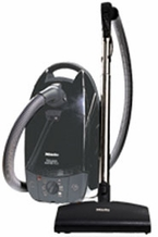 Miele S514 Solaris Electro Plus Canister Vacuum Cleaner