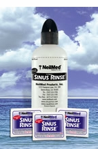 NeilMed Sinus Rinse Bottle (8 oz)