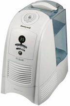 Honeywell HWM450 4 Gallon QuickSteam Warm Mist Humidifier