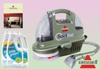 Bissell 1200 SpotBot Compact Deep Cleaner - Deluxe Kit