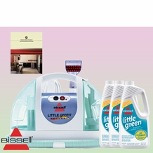 Bissell 1425-1 Little Green ProHeat Deep Cleaner - Deluxe Kit