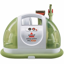 Bissell 14257 Little Green ProHeat Compact Deep Cleaner