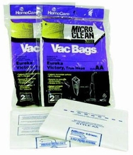 Micro Clean Multi-Layer Bags for Royal D Upright (set of 6)