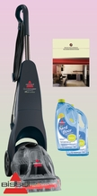 Bissell 2090 QuickSteamer Deep Cleaner - Deluxe Kit